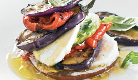 Summer Grilled Vegetable