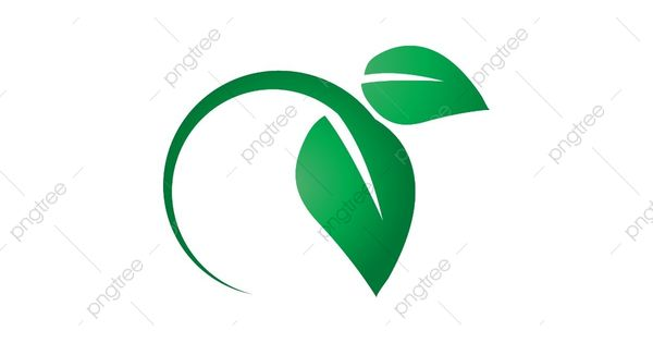 Green Leaf Logo Icon Design Template Vector Leaf Clipart Logo Icons Leaf Icons Png And Vector With Transparent Background For Free Download Leaf Logo Icon Design Logo Icons