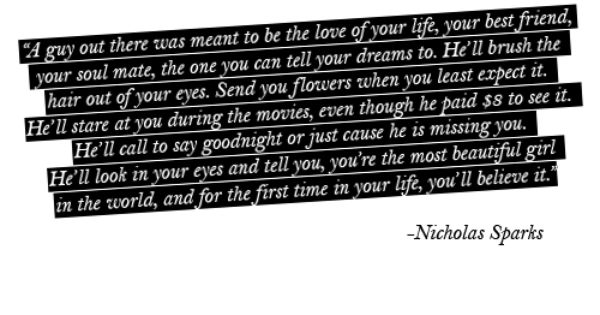 nicholas sparks - the notebook