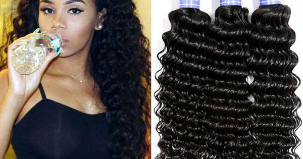 Ms Cat Hair Cheapest 7a Mink Brazillian Deep Wave 3