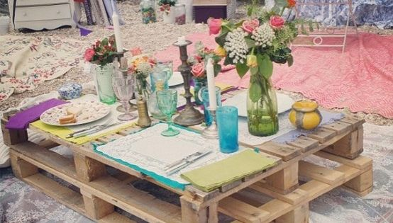 Verano playa y palets muebles de terraza pinterest - Muebles de playa ...