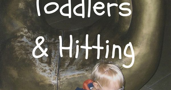 How do you handle children's hitting ... using communication and play to