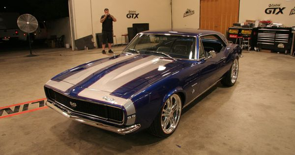 1967 Camaro by Chip Foose LOVE IT!!! Definately my dream car!!!!