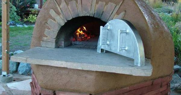 Cob Pizza Oven By Sun Dog Cob Cottage Dream Board