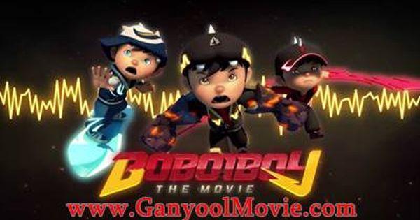 Download Film Boboiboy The Movie (2016) 720p DVDRip Full