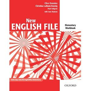 New English File Elementary Workbook Anglictina