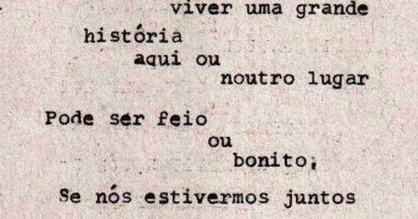 Ela Disse Não Me Prometa Um Futuro Uma Velhice A Dois: Melodias, Letras, Trechos