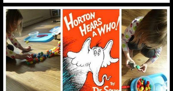 Horton Hears a Who Activities