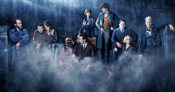 Fantastic Beasts The Crimes Of Grindelwald Fantastic Beasts
