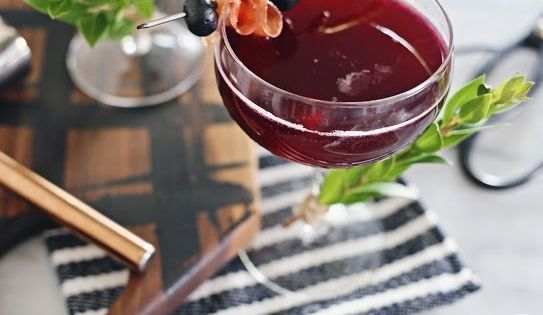 Bourbon, Blueberries and Bourbon cocktails on Pinterest