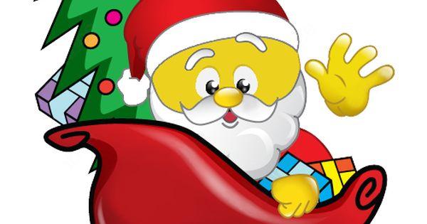 smiley santa weihnachten lustiger smiley und smiley bilder. Black Bedroom Furniture Sets. Home Design Ideas