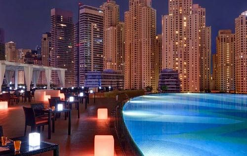 Shades Best Outdoor Lounge In Dubai Marina Address Dubai Marina