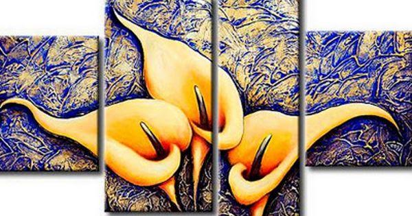 cuadros modernos pinturas diseos para pintar cuadros fciles de flores