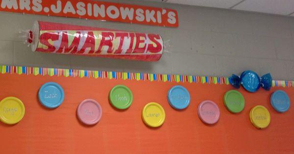 Cute classroom idea