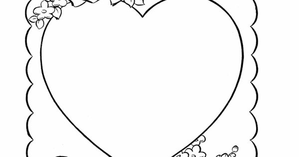 free coloring pictures to print off free valentine coloring pictures to print off