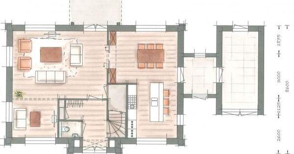 Villa lindepijlstaart architectuurwonen plannen for Plattegrond woning