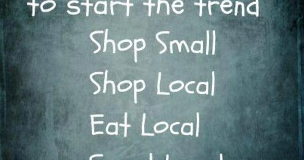 Shop Local, Eat Local! From Chugiak-Eagle River Chamber of ...
