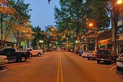 Downtown Sarasota Main Street Main Street Restaurants And Street