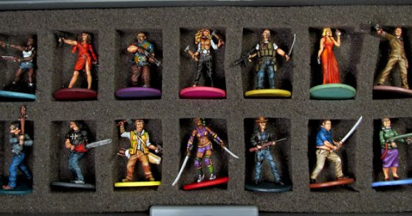 Pin On Zombicide