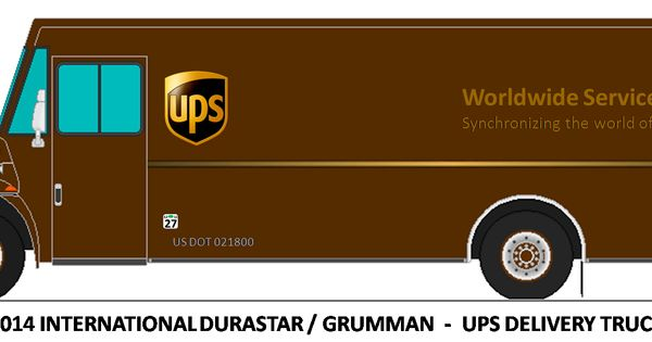 Ups Truck Clipart | Airplanes & other Vehicles | Pinterest ...Ups Delivery Truck Clipart