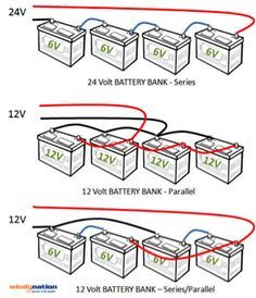 How To Get 12 Volts From A 48 Volt System