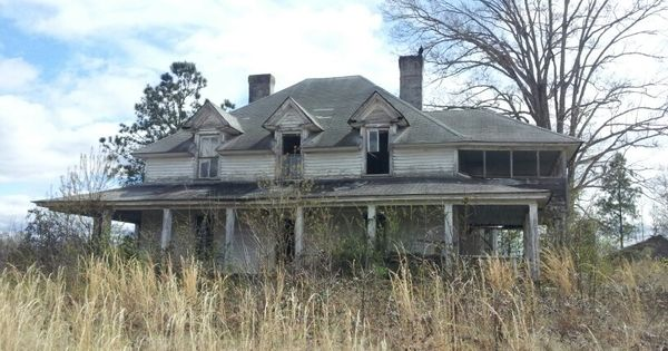 Rural South Carolina Abandoned Homes And Structures