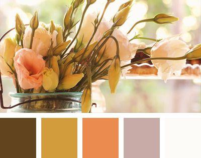 Amarillo mostaza amarillo y anaranjado blanco colores for Combinacion de colores para interiores