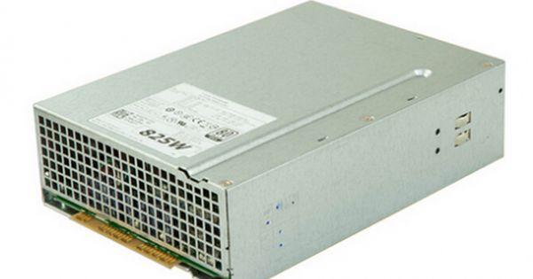 Dell Precision T5610 825 Watt Server Power Supply Psu D825ef 01 0r7910 Parts Dell Cc Dell Precision Power Supply Power