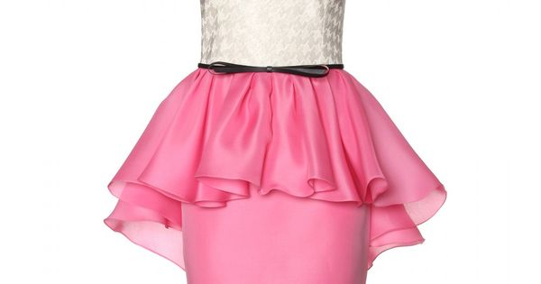 Jason Wu - peplum dress -