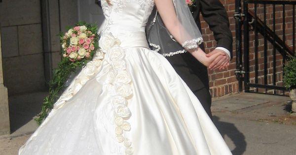 Sissi Brautkleid Cinderella  Außergewöhnliche Brautkleider ...