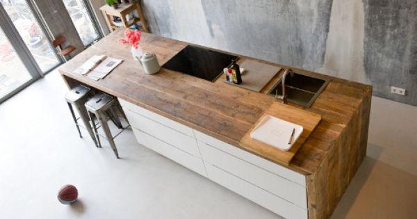 double-sided cabinet w/ bar  Casa  Pinterest  부엌 디자인, 싱크대 및 가구