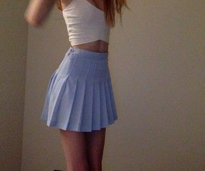 Pinterest Sadwhore Tennis Skirt Outfit Cute Skirt Outfits Pretty Outfits