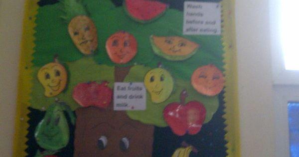 Classroom Bulletin Board Ideas Nutrition Month : Nutrition bulletin boards health
