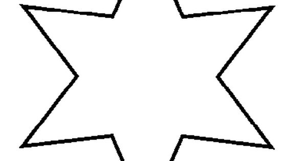 malvorlage sterne verschiedene gr en  amorphi