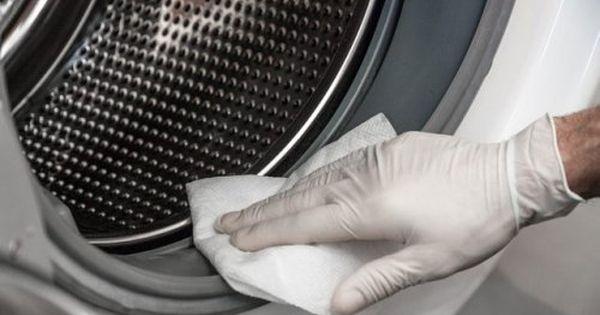 El Moho Suele Ocasionar Malos Olores En El Interior De La Lavadora Hoy Te Damos Un Truco Muy Eficaz P Limpiar Lavadoras Lavadora Productos De Limpieza Caseros