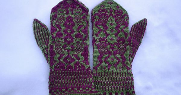 ... Frog mittens | Knitting | Pinterest | Ravelry, Mittens and Projects