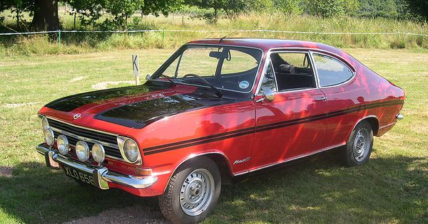 1969 opel kadett b coupe rallye 1 1 coupe cars and. Black Bedroom Furniture Sets. Home Design Ideas