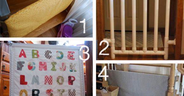 Diy Friday Make Your Own Baby Gate Diy Furniture