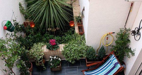 Am Nagement D 39 Une Petite Cour Int Rieure Terraces Pinterest Cour Int Rieure Cour Et