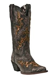 Women's Laredo Leopard Western Boots 15% OFF Cowgirl Boots
