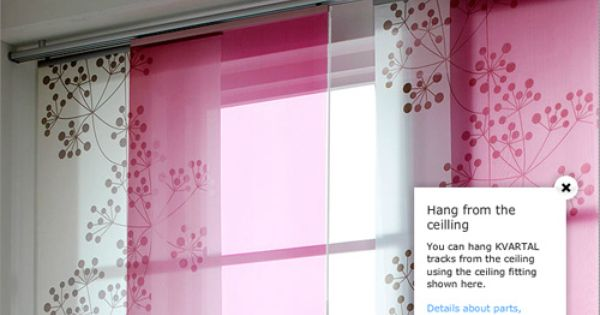 Find inspiration to create a better life at home. Ikea Panel Curtain Inspiration Ikea Panel Curtains Panel Curtains Homemade Curtains