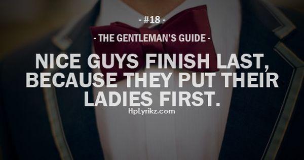 The Gentlemen's Guide 18