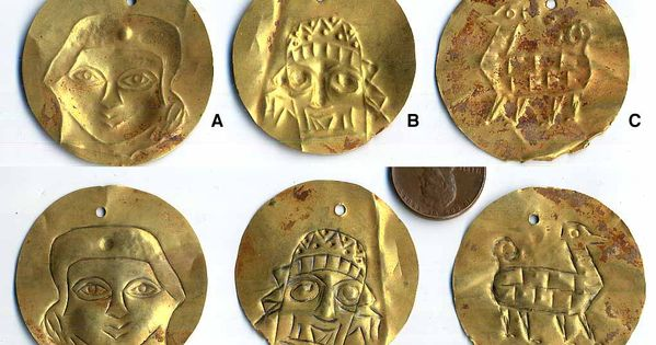 Inca Gold Coins   Gold Treasures   Pinterest   Coins, Peru ...