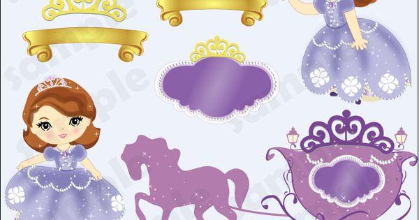 princess sofia free clip art - photo #38
