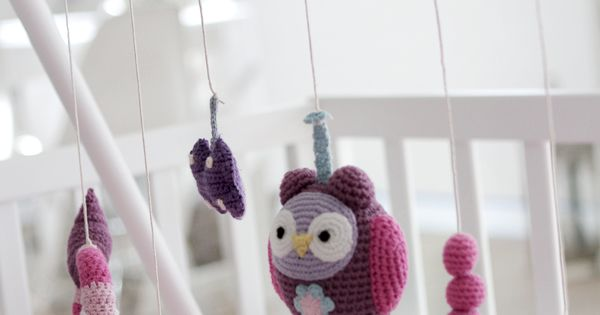 baby crochet. What a cute idea