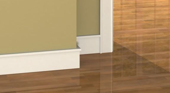 Contemporary Style Baseboard Molding Kuiken Brothers