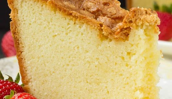 Louisiana Crunch Cake Recipe Cajun