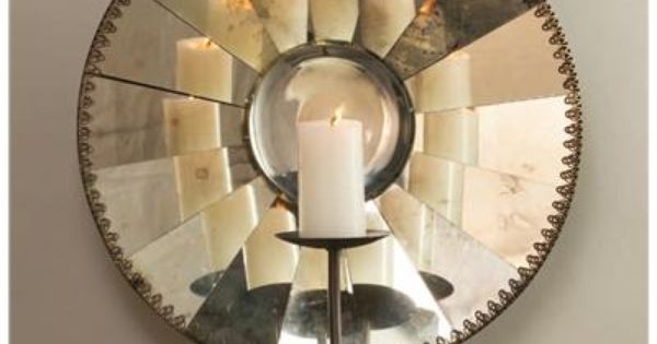 Metro Wall Sconce Urban Electric :  Andrew Reflector Wall Sconce from The Urban Electric Co. Home Pinterest Electric co, The ...
