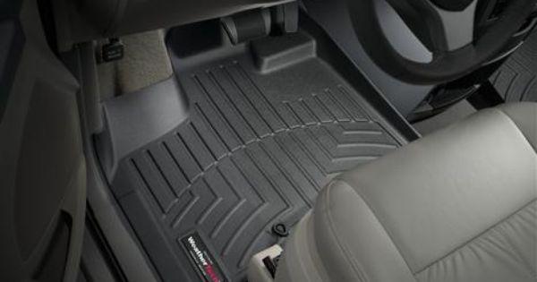 Dodge 2010 Grand Caravan Floorliner Volkswagen Routan Car Floor