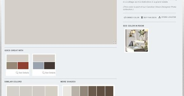 Benjamin Moore Abalone Paint Colors Combos Amp Tips Pinterest